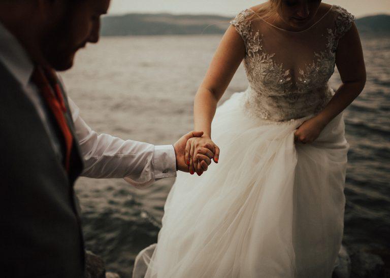 Lake Okanagan Resort Wedding