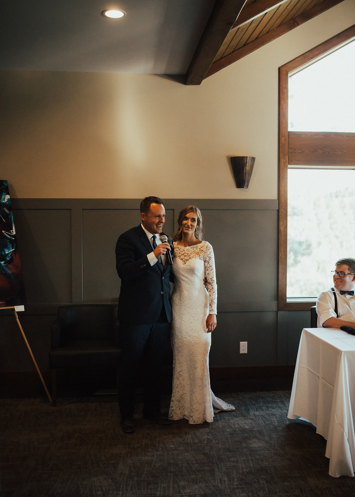 Sanctuary Gardens September Wedding and Shannon Lake Golf Course Wedding