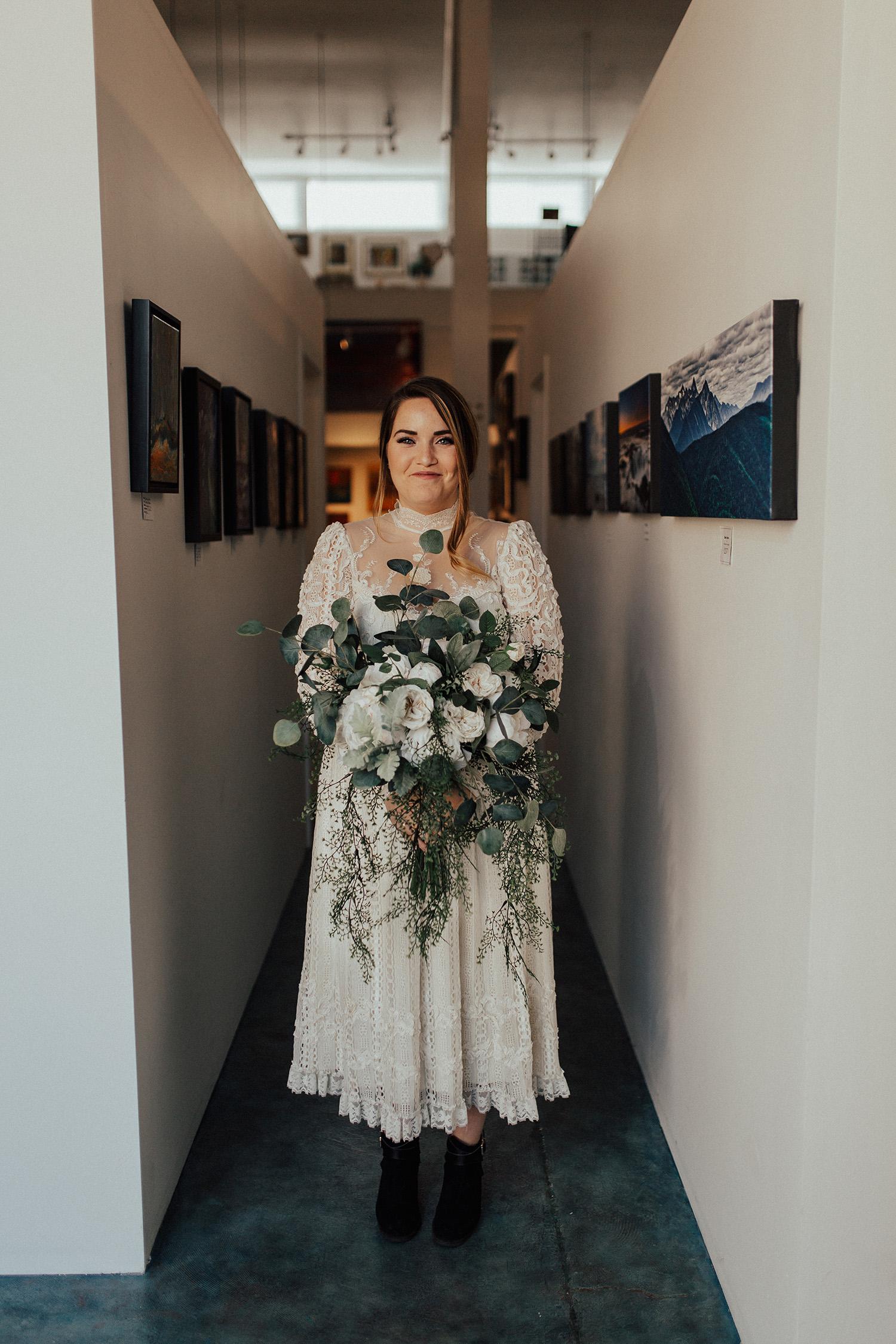 Art Gallery Bridals Vancouver