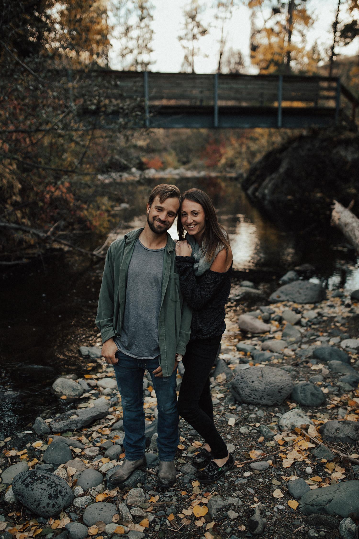 Bear Creek Engagement Kelowna