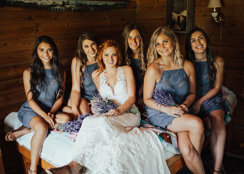 backyard wedding bc