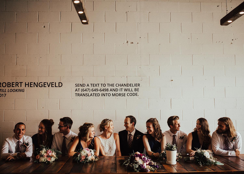 Delta Grand Urban Kelowna Wedding