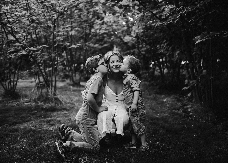 Gellatly Nut Farm Family Photos