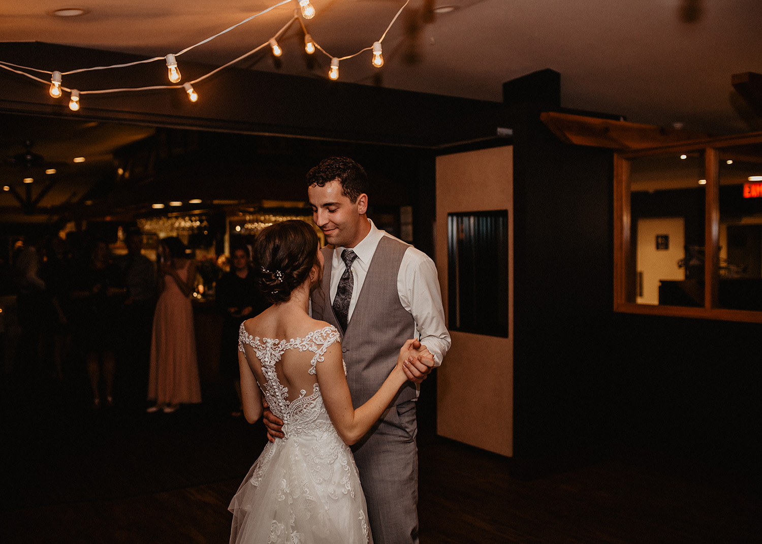 kelowna springs golf wedding