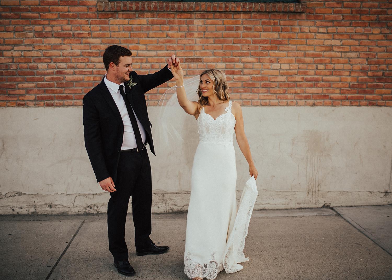 Laurel Packing House Kelowna Wedding