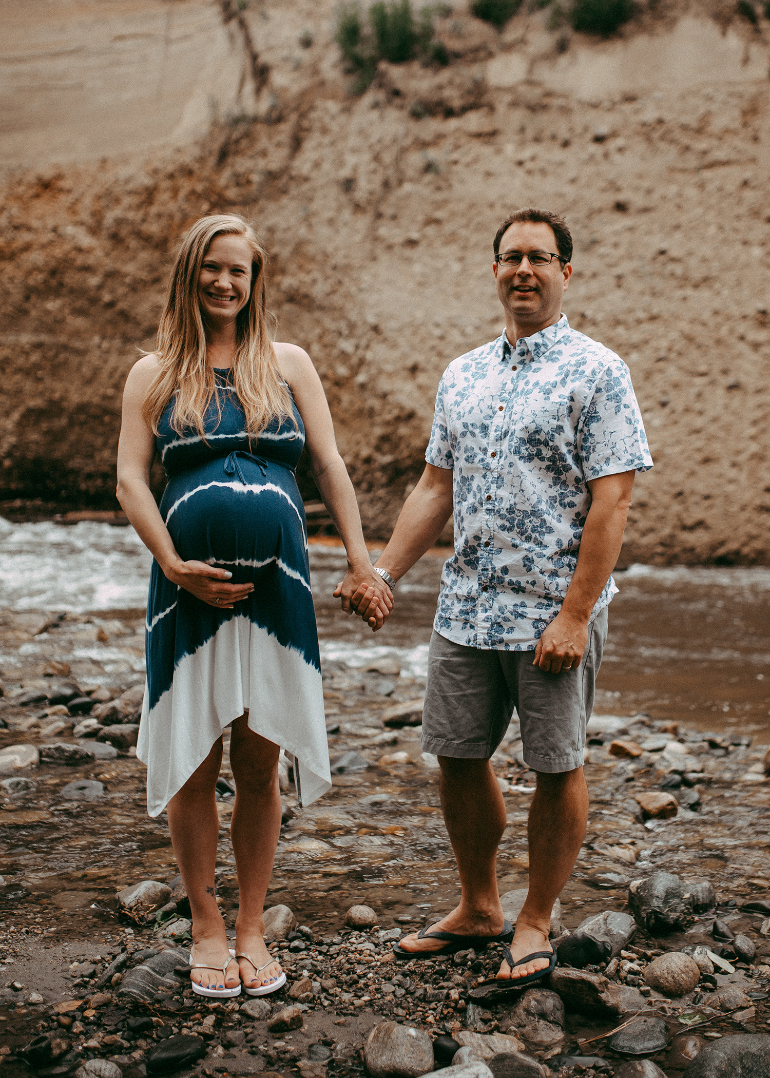 Summer Maternity Session in Kelowna