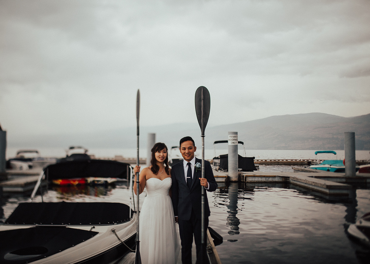 The Cove Lakeside Resort West Kelowna Wedding