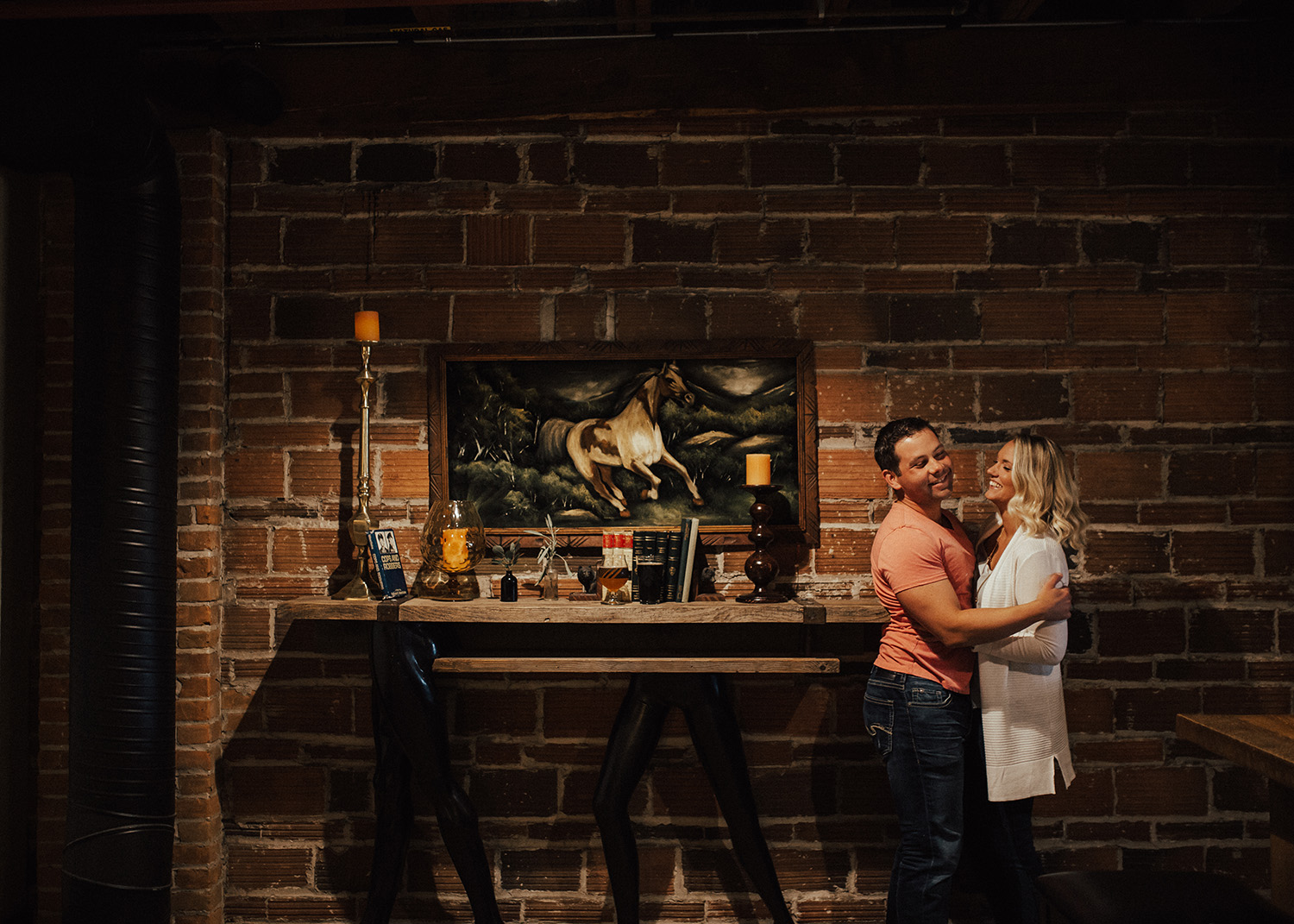 Kelowna Engagement Photography, BNA Brewing