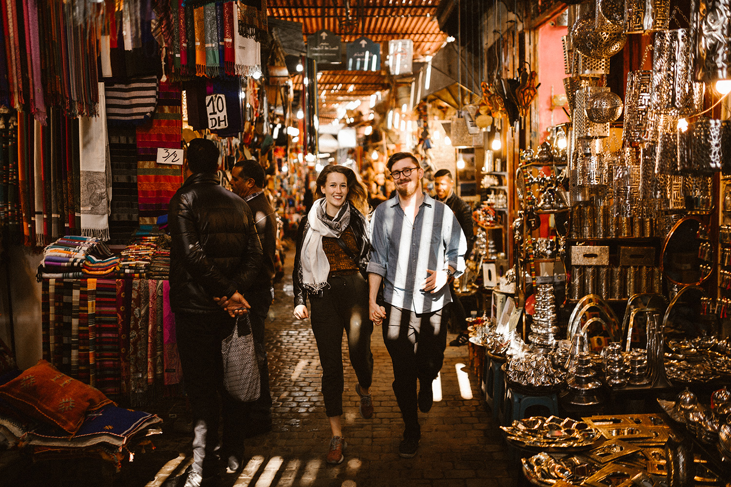 Marrakech Medina Morocco Destination Photography