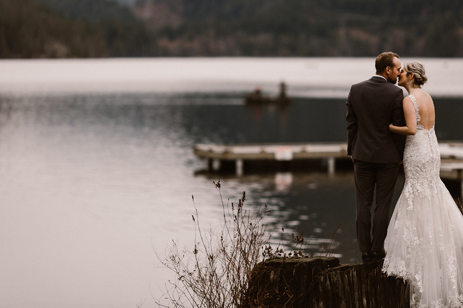 Vancouver Wedding Photographer, Buntzen Lake