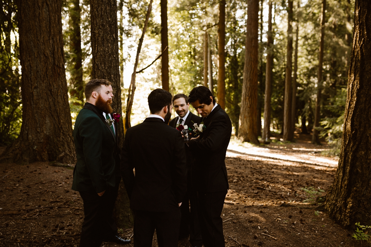 Vancouver Wedding Photographer, Queens Park