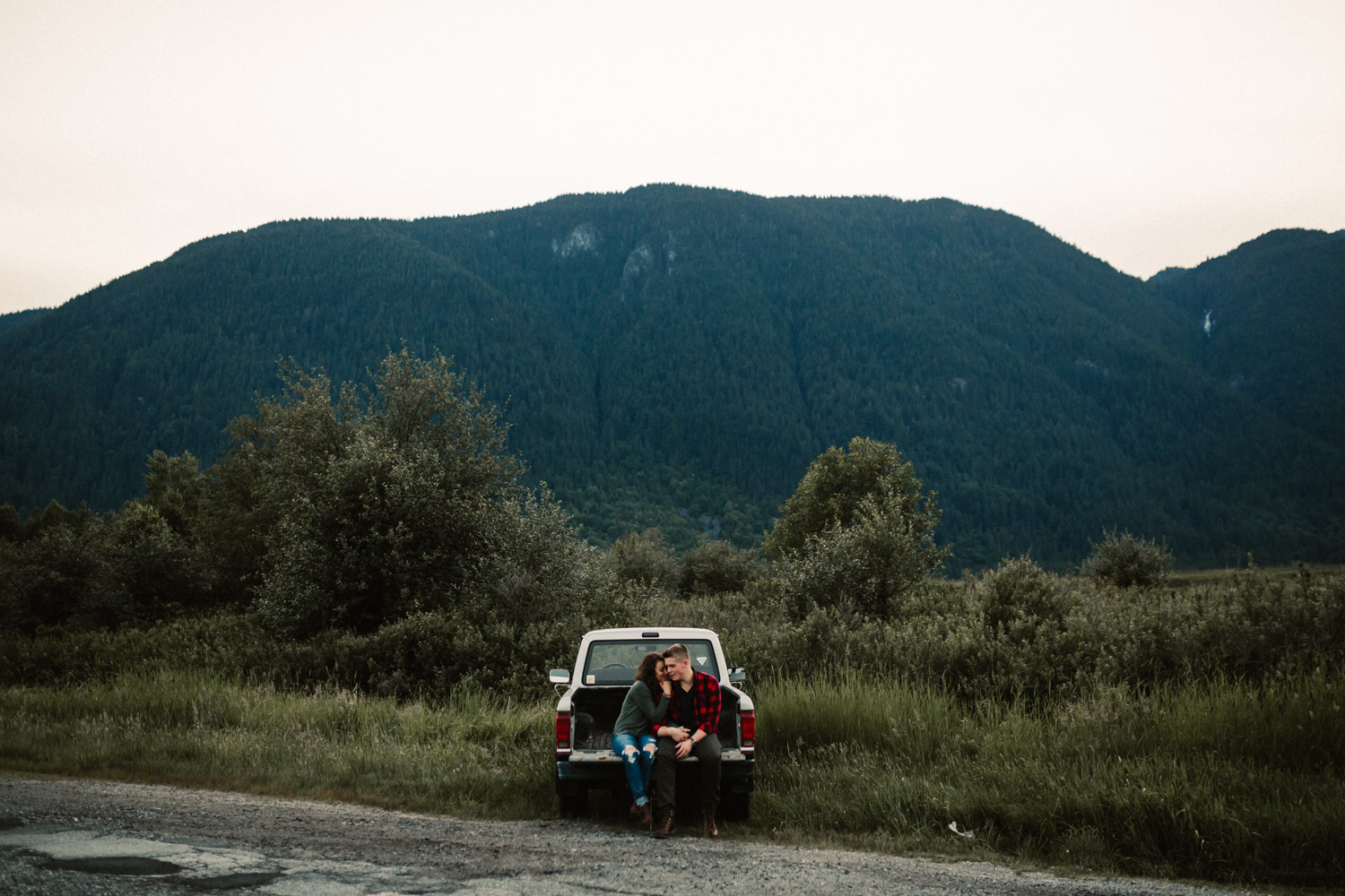 Vancouver Wedding Photographer, Pitt Lake Engagement