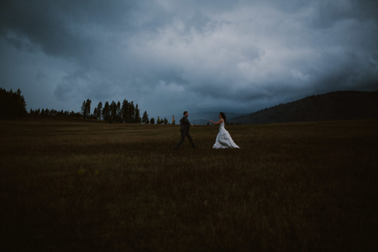 Vancouver Wedding Photography on a stormy day by Abigail Eveline Photography